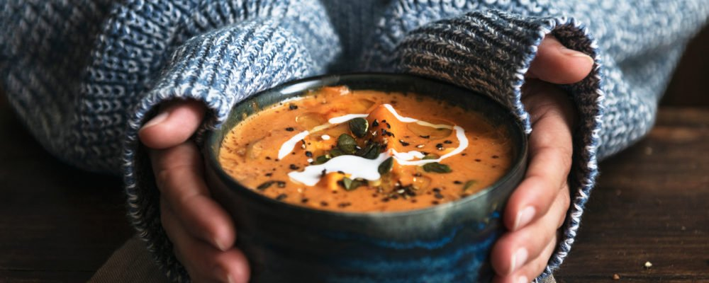 5 Cold Weather Soups to Lift the Soul